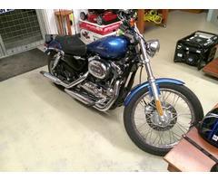 2006 Harley Davidson 1200 Sportster Custom!