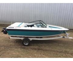 1990 17ft Dynasty Ski Boat