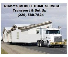Ricky's Mobile Home Service