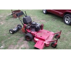 Exmark 36in cut commercial mower