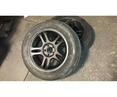 Mickey Thompson drag radials