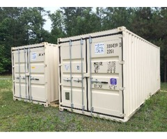 used storage/shipping containers