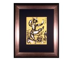 Original Picasso Chagall Miro Dali Matisse Lithographs