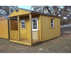 Cabin / Utility Shed / Playhouse 10x18
