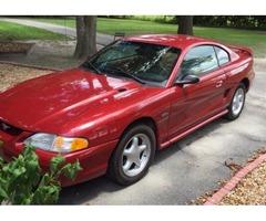 1998 Ford Mustang 4.6 V8
