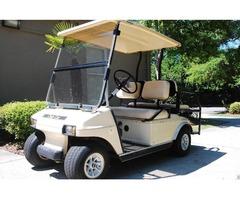 Golf Cart w/new batteries