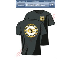 Hornet Chevron Shirts